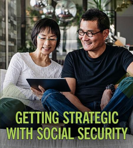 Strategic Social Security
