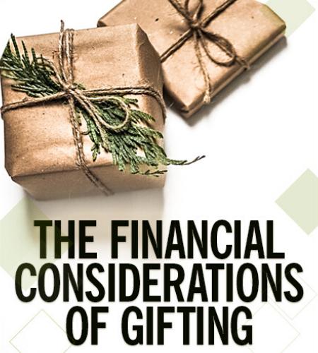 Financial Gifting