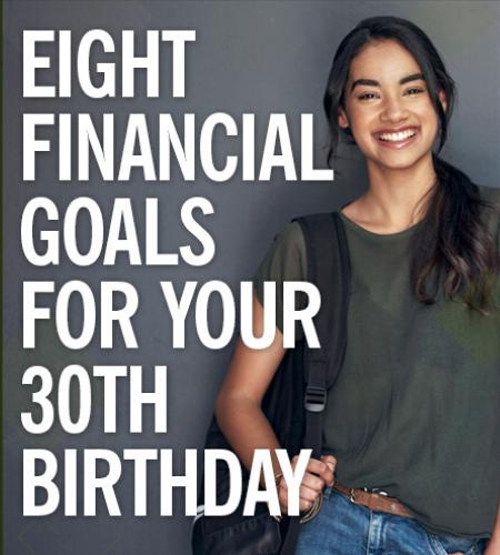Financial Goals for 30