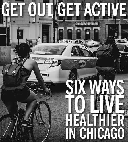Get Out, Get Active