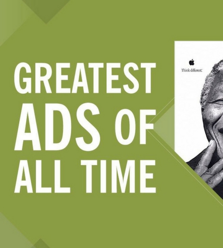 Greatest Ads of All Time