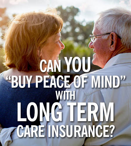 Can You Buy Peace of Mind