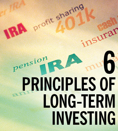 Six Principles of Long Term Investing