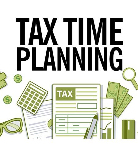 Tax Time Planning